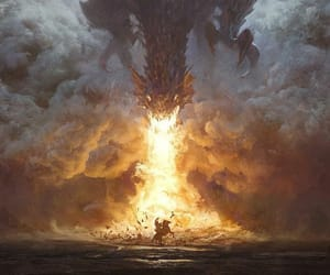 dragons and fanasty image
