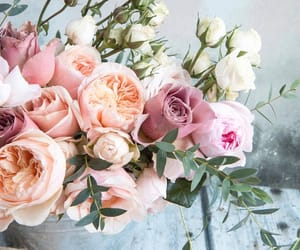 flowers, cute, and pale image