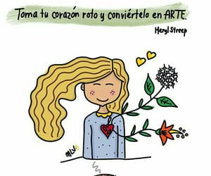 art, arte, and frases image