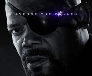Avengers, Marvel, and samuel l jackson image