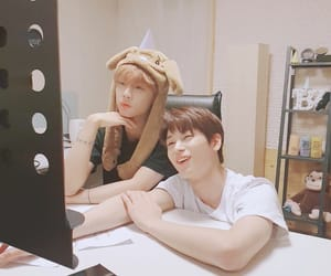 juyeon, sunwoo, and eric image