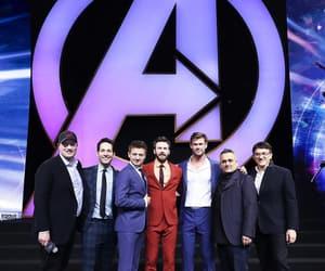 Avengers, chris evans, and paul rudd image