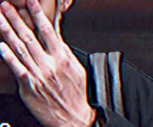 hand, bts, and kim taehyung image