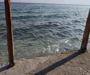 aesthetic, Greece, and sea image