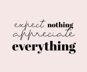 appreciate, expect, and frases image