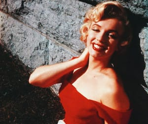Marilyn Monroe, vintage, and 50s image