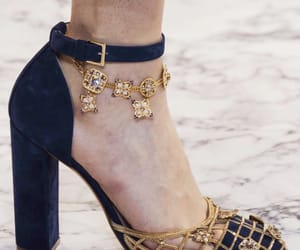 shoes, fashion, and elie saab image