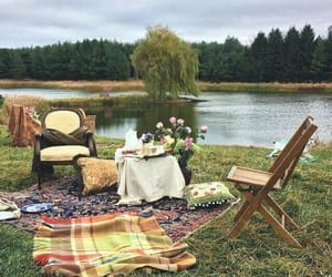 picnic, aesthetic, and indie image