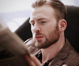 chris evans, boy, and celebrity image