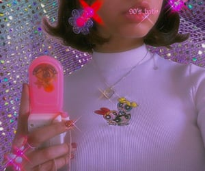 90s, aesthetic, and barbie girl image