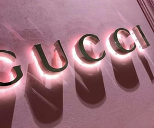 pink and gucci image