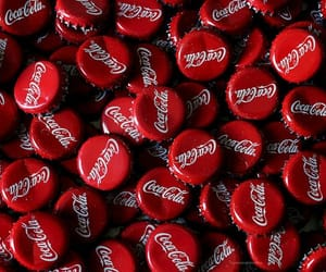 red and coca cola image