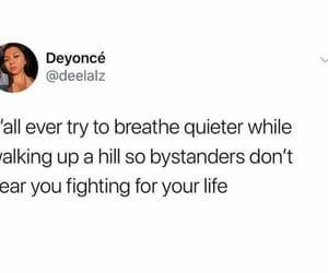 breath, lol, and memes image