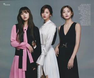 beautiful, jungyeon, and dress image