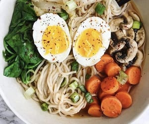food, food lovers, and noodles image
