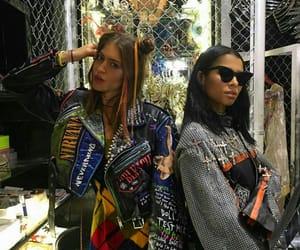 models, streetwear, and instamodels image