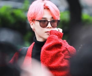 pink hair, 190419, and bts image