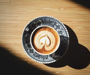 caffeine and coffee image