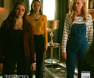 serie, tvd, and legacies image