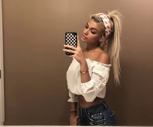 kelsey calemine, girl, and blonde image