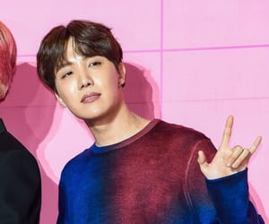 hq, jhope, and kpop image