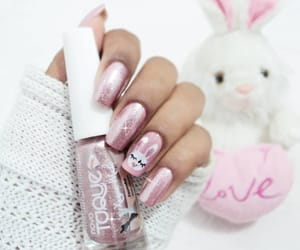 beauty, easter, and glitter image