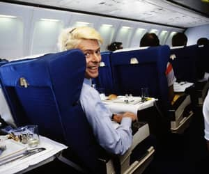 1980s, 1983, and airplane image