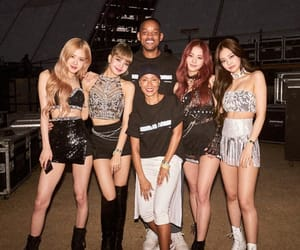 blackpink, coachella, and jennie image