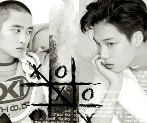 exo, header, and kyungsoo image