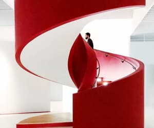architecture, red, and marsala image