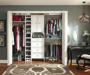 closet, clothes, and perfect image