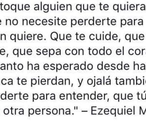 frases en español and quiero a alguien así. image