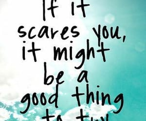 dare, life, and quote image