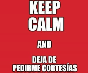 keep calm, teatro, and theater image