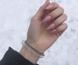 beauty, fashion, and hand image