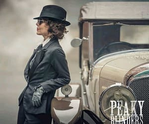 peaky blinders and polly gray image