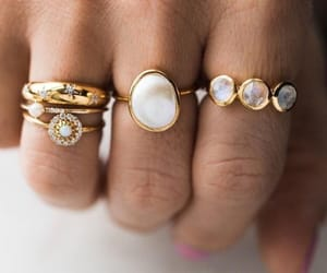 accessories, beautiful, and hand image