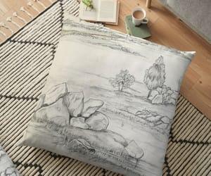 art, cushions, and decor image