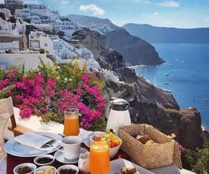 summer, beautiful, and breakfast image