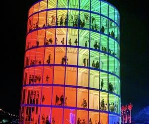 coachella, colours, and festival image
