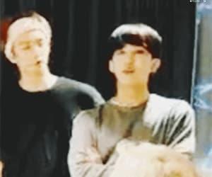 gif, changjin, and hyunjin image
