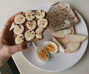 apple, banana, and coffee image