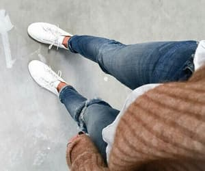 denim, fashion blogger, and outfitpost image