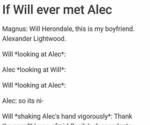 shadowhunter, the infernal devices, and will herondale image