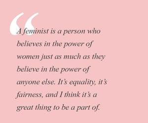 feminism, feminist, and zendaya image