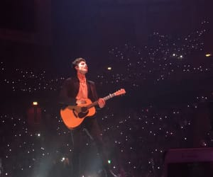 concert, guitar, and shawn image