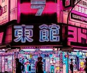 aesthetic, japan, and light image