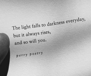 always, Darkness, and light image