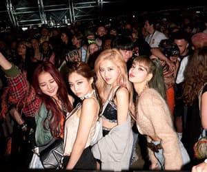 lisa, kim jisoo, and rose image