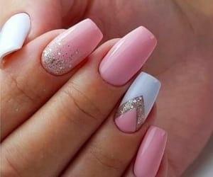 nails, spring, and nailedit image